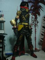 Haseo 90 percent complete by Krelian-Fatima