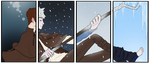 Four Stage of Jack Frost by JuliaLost