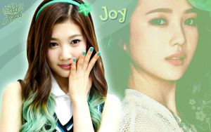 Wallpaper Joy Red Velvet by RainboWxMikA