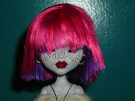 Aisa Doll -Close Up- by PirateFairy