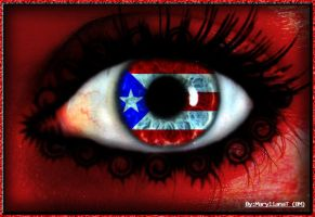 A Vision of Puerto Rico by MarylianaBM