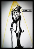 Mr Jargo by Broxmonkey