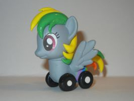 Wheely Bopper by SilverBand7