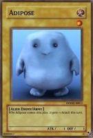 Adipose Trading Card by RMan021