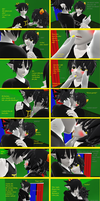 MMD Homestuck-Where are you? by YugixYamiLove4ever