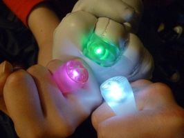 Lantern Rings by Thekidisacat