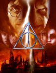 The Deathly Hallows by KevMullen