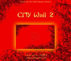 CNY Wall 2 by Caffery