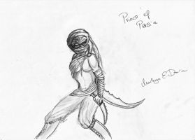 Prince of Persia by Jantaria