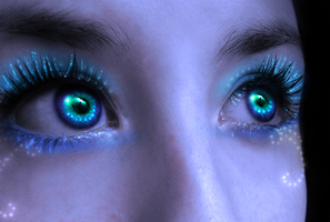 Ocean Eyes by Bethenie