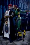 Eldar Cosplay: Farseer - We're out of cookies by curiousMigo
