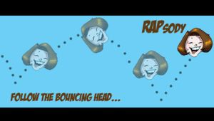 RAPsody Bouncing Head by Rapsody