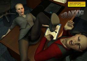 Penelope - Working Late 39 by Torqual3D