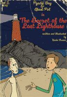 Secret of the Lost Lighthouse by glassonion14
