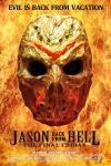Jason Back From Hell Poster by Uratz-Studios