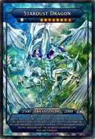 Stardust Dragon Orica by Biohazard20
