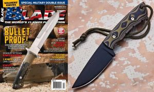 Blade Magazine, December 2013 Issue. +How to Carve by Logan-Pearce