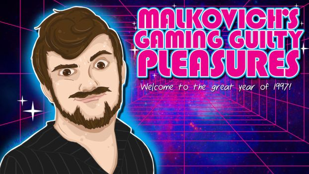 Malkovich's Gaming Guilty Pleasures by Missi-Moonshine