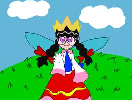Queen 'Rippella' Fairy by LuckyGreen7