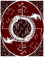 ouroboros by Fred-S-Kaed
