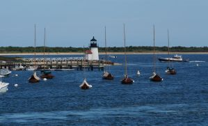 Brant Point Lighthouse 3 by TheMightyQuinn