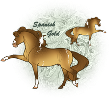 COS - Spanish Gold by Cat-Orb