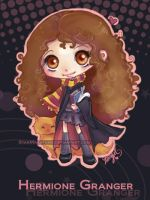 Hermione Granger by StarMasayume