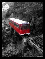 Photo: Tram by Insidious-Ink