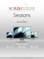 Seasons: Winter by NoRushDesigns