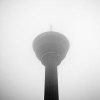 Tower in the Fog by mep92