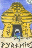 Pyramids by Arianrhod-Athdel