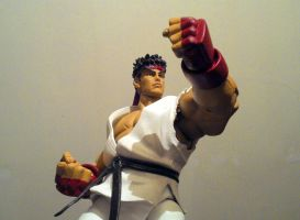 ryu sota toys preview by DIGITALWIDERESOURCE