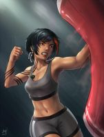 Assai Punching by Maxa-art