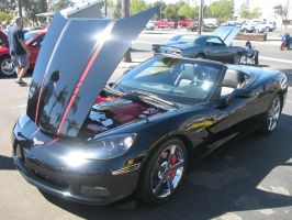 Chevrolet Corvette C6 Convertible Tuned Supercar by granturismomh