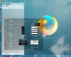 Firefox New Theme by fnxrak