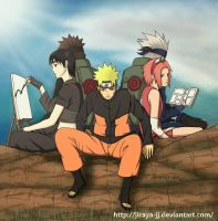 Team 7 by Jiraya-JJ