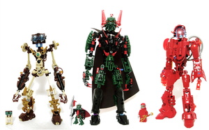 Self-MOC Self-MOCs. by Lol-Pretzel