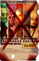 Dead Money- Old World movie poster by Ran2Chaos