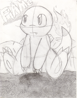 Flame Sketchie by sami86404