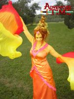 Flame Princess cosplay 1 by Ela-Spicer