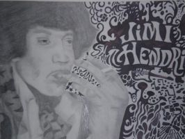 Ode To Jimi by BlakeB89