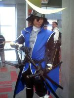 Fanime'11: Date Masamune by theEmperorofShadows