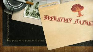 Operation Oatmeal song art by Poowis