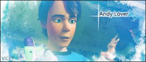 Andy Lover ::Toy Story 3:: by Claire-Wesker1