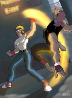 Streets of Rage by MikeBock