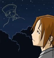 Hetalia APH : Missing you by youngthong-art