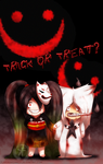 Halloween Request: Trick or Treat? by FlaminiaKennedy
