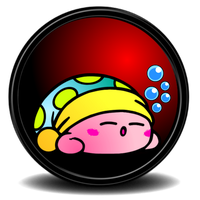 Kirby-Sleepy by edook