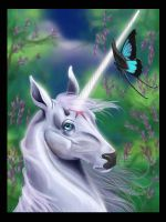 The Last Unicorn by dreamertheresa