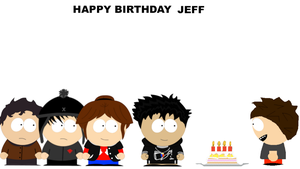 Happy Birthday Jeff by kennyscream10237